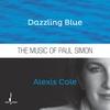 Couverture de l'album Dazzling Blue: The Music of Paul Simon
