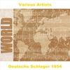 Cover of the album Deutsche Schlager 1954