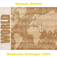 Cover of the track Deutsche Schlager 1956 - 2