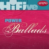 Cover of the album Rhino Hi-Five: Power Ballads