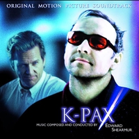 Cover of the track K-PAX: Original Motion Picture Soundtrack