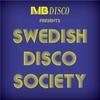 Cover of the album Swedish Disco Society