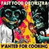 Couverture de l'album Wanted for Cooking