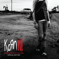 Cover of the track Korn III: Remember Who You Are (Special Edition)