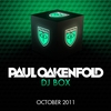 Couverture de l'album DJ Box: October 2011