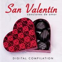 Cover of the track San Valentin - Canciones de Amor / Digital Compilation