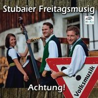 Couverture du titre Achtung! Volksmusik