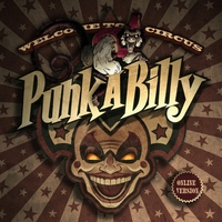 Cover of the track Welcome to Circus Punk a Billy