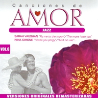 Cover of the track Canciones de Amor Vol.6: Jazz