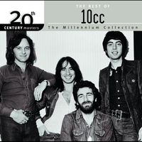 Cover of the track 20th Century Masters - The Millennium Collection: The Best of 10cc