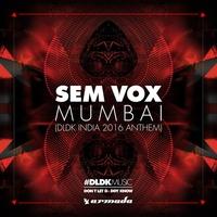 Couverture du titre Mumbai (DLDK India 2016 Anthem) - Single