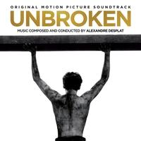 Couverture du titre Unbroken: Original Motion Picture Soundtrack