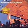Cover of the album A Message From Newport