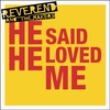Cover of the album He Said He Loved Me - EP