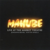 Cover of the album Live at the Market Theatre