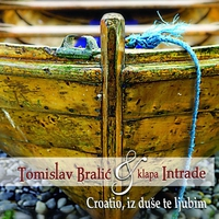 Couverture du titre Croatio Iz Duse Te Ljubim