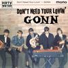 Couverture de l'album don't Need Your Lovin' - Single