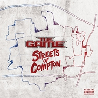 Cover of the track Streets of Compton
