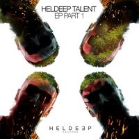 Couverture du titre Heldeep Talent EP Part 1