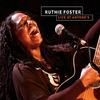 Cover of the track Ruthie Foster (Live At Antone's)
