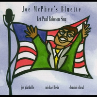 Cover of the track Let Paul Robeson Sing