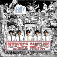 Cover of the track Marvin's Marvelous Mechanical Museum