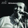 Couverture de l'album The Definitive Collection: Bill Anderson