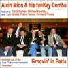 Cover of the album Groovin' In Paris (Live)