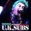 Couverture de l'album Warhead 25th Anniversary Marquee Concert