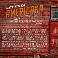 Couverture du titre Let Us In Americana - The Music of Paul McCartney