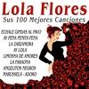 Cover of the album Lola Flores - Sus 100 Mejores Canciones