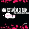 Cover of the album Unique's New Testament of Funk (The Definite Collection)