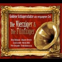 Cover of the track Goldene Schlagerschätze: 40er & 50er
