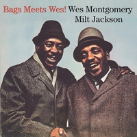Cover of the track Bags Meets Wes! (Bonus Track Version)