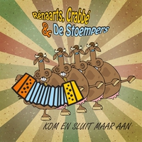 Cover of the track Kom En Sluit Maar Aan - Single