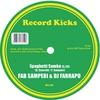 Couverture de l'album Spaghetti Samba - EP