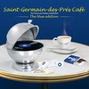 Cover of the album Saint-Germain-des-Prés Café (The Blue Edition by Mr. Scruff)