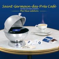 Cover of the track Saint-Germain-des-Prés Café (The Blue Edition by Mr. Scruff)