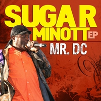 Cover of the track Sugar Minott EP: Mr. DC