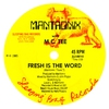 Cover of the album Fresh Is the Word - Single