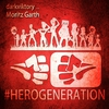 Cover of the album HeroGeneration (EP)