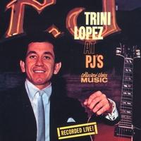 Couverture du titre Trini Lopez At PJ's