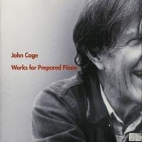 Couverture du titre Works for Prepared Piano