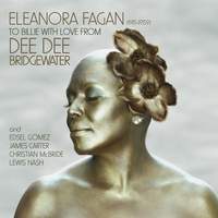 Cover of the track Eleanora Fagan (1915-1959): To Billie With Love from Dee Dee