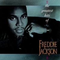 Couverture du titre The Greatest Hits of Freddie Jackson