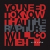 Couverture de l'album The Rapture - Single