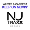 Cover of the track Keep On Movin' (Ian Carrera Club Mix)