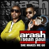 Cover of the album She Makes Me Go (feat. Sean Paul) [Remixes] - EP