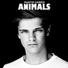 Couverture du titre Animals (UK Radio Edit)