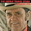 Couverture de l'album The Merle Travis Story: 24 Greatest Hits